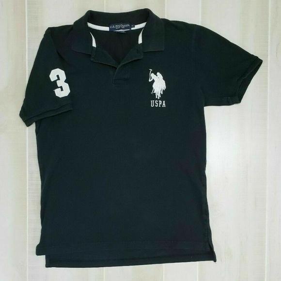 9be03392 U.S. Polo Assn. Shirts | Us Polo Assn Mens Polo Shirt M Df8 | Poshmark